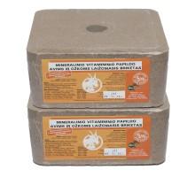 Mineraliniai laižomieji briketai avims 5kg