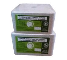 Ekologiniams ūkiams mineralinis laižalas galvijams 5 kg
