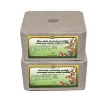Mineraliniai laižomieji briketai miško žvėrims 5kg