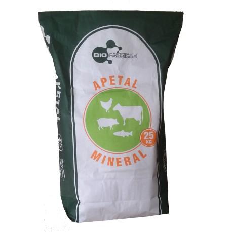Mineralinis vitamininis papildas melžiamoms karvėms Apetal G188N 25kg.
