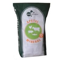 Apetal G 236 E ekologiniams ūkiams mineralinis vitamininis papildas galvijų prieaugliui 25kg